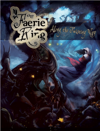 Contributor for The Faerie Ring RPG Sourcebook from Zombie Sky Press
